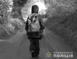 Поліцейські Донецької області оперативно розшукують зниклих дітей
