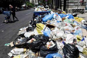 Міста Греції перетворилися на звалища побутових відходів