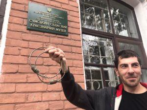 Сумчанин подарував краєзнавчому музею безцінні експонати