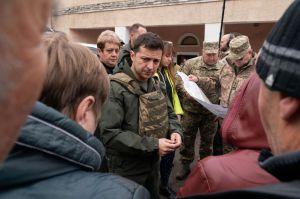 Para mí es importante escuchar a los ucranianos que esperan la paz