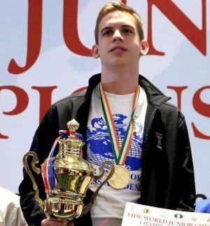 Штембуляк — чемпіон світу!