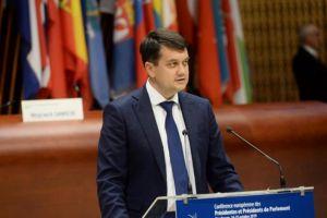 Für Ukraine bleibt Rückkehr russischer Delegation zu Parlamentarischer Versammlung von Europarat unannehmbar