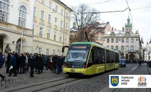 Во Львове делают ставку на электротранспорт