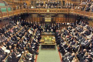 Палата громад Парламенту Великої Британії за проведення дострокових виборів