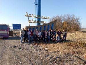 Экспедиции в Запорожскои крае побуждают к опытам