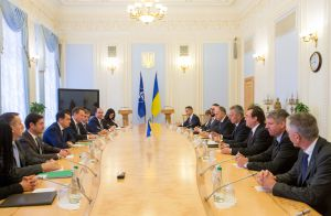 Дмитро РАЗУМКОВ: «Євроатлантичні прагнення України залишаються  незмінними»