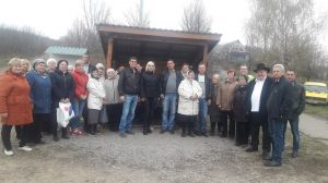 На Полтавщині до будівництва водогону долучилися всією громадою