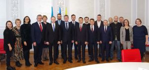 Литовские и тернопольские бизнесмены разрабатывали общие идеи