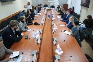 Луганщину відвідала міжнародна гуманітарна місія