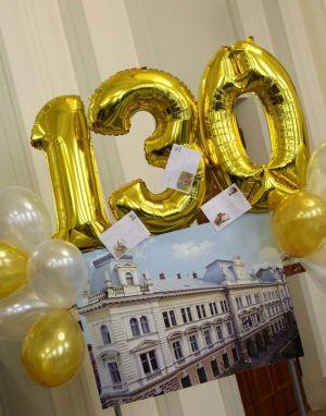 Черновицкий почтамт отпраздновал 130-летие