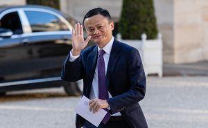 Китайський мільярдер  та прем'єр  на одному майданчику