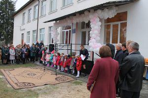 У селі Підлуби новий дім для малюків