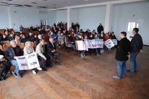 На Луганщині страйкуючих гірників знову просять зачекати