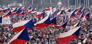 У Києві відзначили річницю «Оксамитової революції»