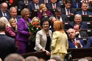 В Польше стартовал  парламент нового созыва