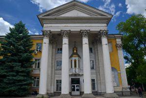 Кримську єпархію ПЦУ окупанти виселяють із собору