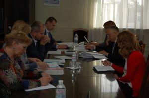 Нові плани — новий ступінь розвитку населених пунктів Хмельниччини