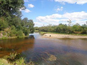Волынская область: Где была река, журчит ручей