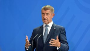Премьер-министра Чешской Республики едет вместе с предпринимателями в Украину