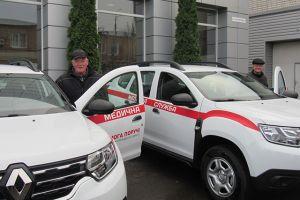 На Чернігівщині медична допомога стає швидкою