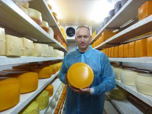 На Херсонщині заснували власний банк сиру