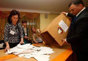 Оппозиция в белорусский парламент не прошла