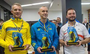 Комитет Верховной Рады Украины по вопросам молодежи и спорта провел ХІІ Парламентский теннисный турнир