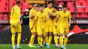 Непобедимая Украина: без поражений и с первого места!