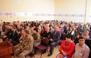 В Краматорске просвещенцы обсуждали патриотическое воспитание
