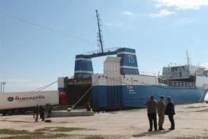 На пороми з Туреччини чекає весь Скадовськ