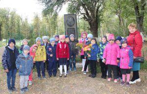 Полтавская область: Тропа памяти о создателе первых боевых ракет Александра Засядко никогда не зарастает