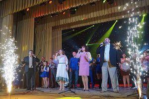 У Полтавській області — традиційний фестиваль родинної творчості
