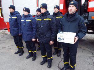 Квадрокоптер на службі у рятувальників Луганщини