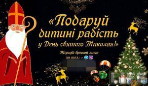 На Житомирщині помічників Миколая виставили на аукціон