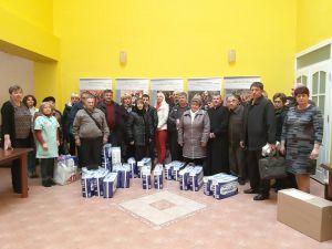 На Івано-Франківщині милосердя в пошані
