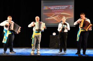 Жашковские гармонисты получили Гран-при!