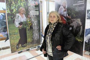 У Рівному відкрили фотовиставку «Я — українка, я — мама Героя!»
