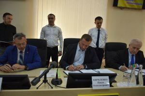На Донеччині відбулося підписання Територіальної угоди на 2019—2021 роки