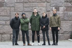 Латвійський гурт «Dagamba» привіз в Україну Бетховена і «Rammstein»