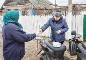 Мешканці Рудні-Карпилівської та Карпилівки задоволені своєю поштою