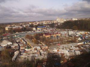 У Луцьку «Центральний» ринок готують до переселення