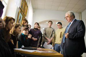 Университет Драгоманова осуществил новый шаг в мировое пространство