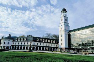 З вежі нового корпусу Острозької академії звучатиме студентський гімн