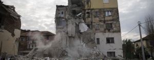 Кількість жертв землетрусу в Албанії зростає