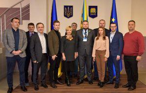 Обсудили изменения в административно-территориальном устройстве Донецкой области