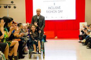 Инклюзивный показ мод в Тернополе — осуществление детской мечты
