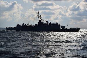 Моряки України і Франції провели спільні навчання