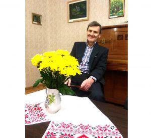 Борис Ревчун за привітання віддячив сатирою
