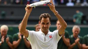 Теніс. Дорогоцінний Федерер
