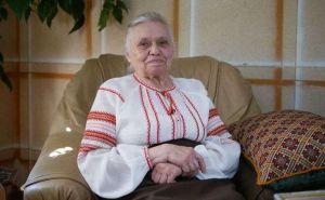 Вишивальниці Ірині Андрицуляк присвоєно почесне звання